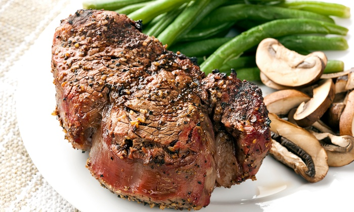 Clancy's Meat Co. - Multiple Locations: Gourmet Steak Dinner with Sides and Dessert for Two or Four at Clancy's Meat Co. (37% Off)