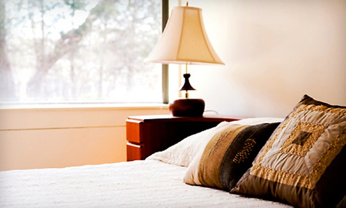 Simmons Mattress Set Atlantic Bedding And Furniture Groupon