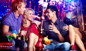 Point De Vue Hookah & Cafe Lounge: $10 for $21 Worth of Hookah Smoking — Point De Vue Cafe & Hookah Lounge