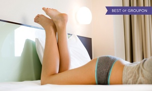 Manhattan Laser Spa: Six Laser Hair-Removal Sessions for Small, Medium, or Large Areas or for the Entire Body at Manhattan Laser Spa