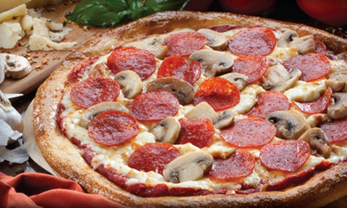 Pizza Fresh - Multiple Locations: $10 for $20 Worth of Take-and-Bake Pizza and Sides at Pizza Fresh