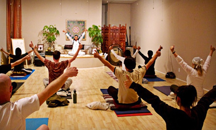 Seventh Chakra Yoga - Huntington Beach: 10 or 20 Yoga Classes at Seventh Chakra Yoga in Huntington Beach (Up to 83% Off)