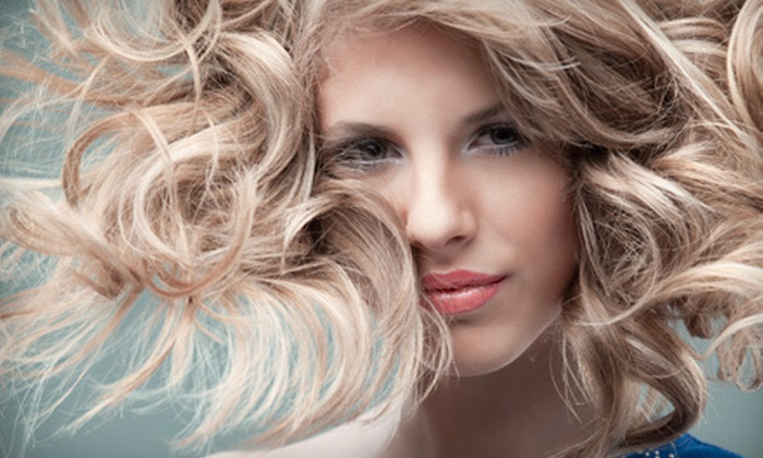 Advance Beauty College - Garden Grove: Haircuts with Blowouts, Conditioning Treatments, or Highlights at Advance Beauty College in Garden Grove (Up to 53% Off)