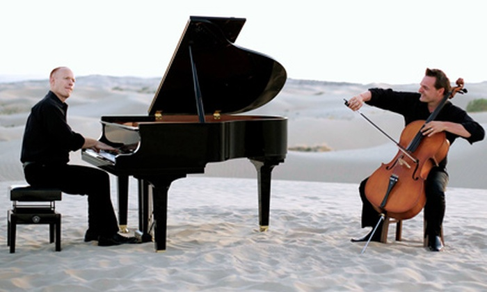 ThePianoGuys - NYCB Theatre At Westbury: ThePianoGuys at NYCB Theatre at Westbury on Wednesday, December 11 (Up to 52% Off)