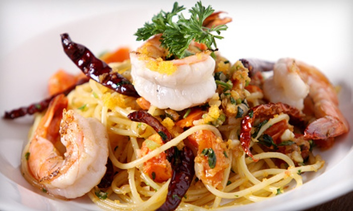 Piazza Margherita - Lyndhurst: Italian Food at Piazza Margherita (Up to 51% Off). Two Options Available.
