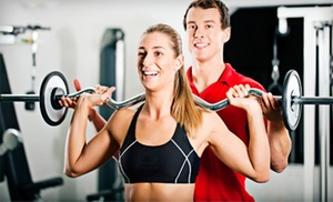 Parisi Fitness Centers: One- or Two-Month Gym Membership with Personal Training at Parisi Fitness Centers (Up to 85% Off)