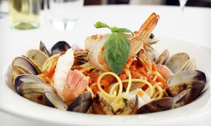 Vintage Italian Restaurant - Roselle Park: Dinner for Two or Four at The Vintage Italian Restaurant (Up to 54% Off)