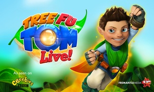 Premier Stage Productions: Tree Fu Tom Live: Child (from £6), Adult (from £7.50) or Family (from £24) Ticket (Up to 40 % Off)