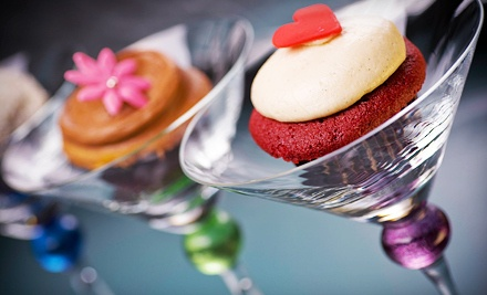 Perfect Cupcake and Cocktail Workshop (a $60 value) - Candy Cane in Columbus