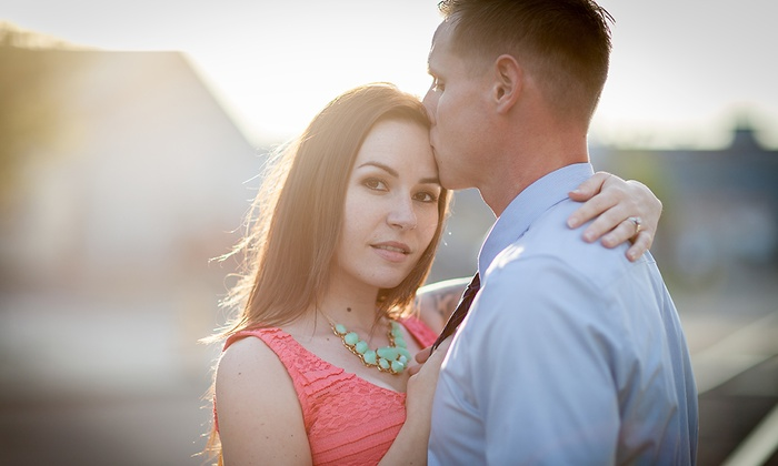 Winter Tree Studios - Petaluma: $99 for a One-Hour On-Location Engagement Photo-Shoot Package from Winter Tree Studios ($500 Value)