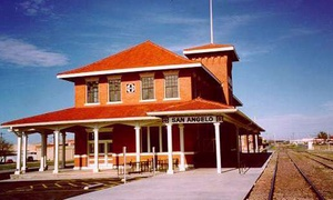 Up to 53% Off Railway Museum Admission or Membership at Railway Museum of San Angelo, plus 6.0% Cash Back from Ebates.