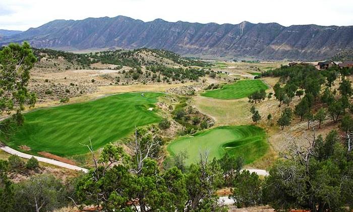 Lakota Canyon Ranch & Golf Club - Lakota Canyon Ranch: $49 for a Round of Golf with Cart at Lakota Canyon Ranch & Golf Club ($99 Value)
