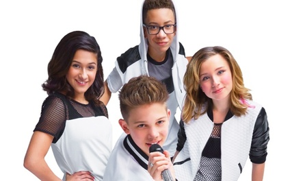Kidz Bop Kids: Make Some Noise Tour at The Fillmore Charlotte on Friday, June 12 (Up to 50% Off)