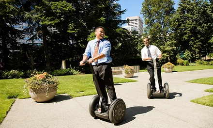60-Minute Segway Park Tour for One, Two, or Four from Sunny Seg (Up to 41% Off)