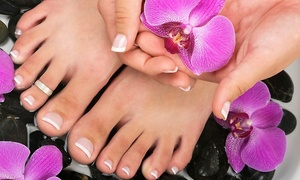 Platinum Xperience, LLC: Up to 64% Off Manicures and Pedicures at Platinum Xperience, LLC