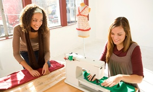 Eco-Shanty Boutique: BYOB Painting, Crafting, or Sewing Class for One, Two, or Four at Eco-Shanty Boutique (Up to 53% Off)