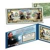 Martin Luther King Jr. Colorized $2 Bill with Bonus JFK Half-Dollar