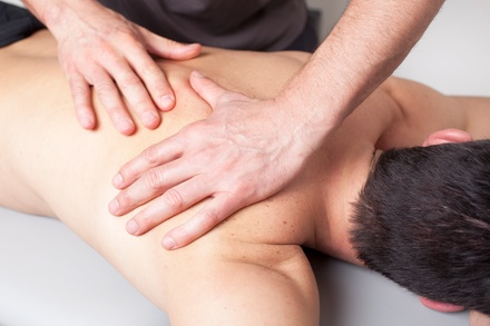 60- or 75-Minute Sports or Advanced Therapeutic Massage at Tri Sports Massage Therapy (Up to 47% Off)