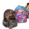 Kids' Backpack with Detachable Lunch Bag