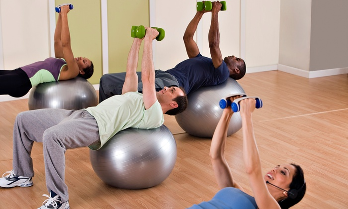 Fitness Edge - Lakewood: 6 or 12 Weeks of Unlimited Boot Camp at Fitness Edge (Up to 84% Off)