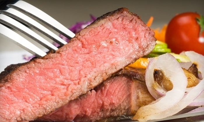 Johnny's Cafe - South Omaha: $25 for $50 Worth of Steakhouse Dinner Cuisine and Drinks at Johnny's Cafe