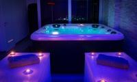 Percorso spa di coppia in area esclusiva con massaggio e scrub da Le Ninfe (sconto fino a 82%)