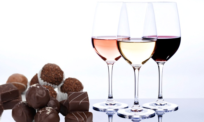 Millesime Cellars Winery & Tasting Room - Camarillo: Wine Tasting for 2 or 4 with Chocolate or Small-Bites Pairings at Millesime Cellars Winery & Tasting Room (Half Off)