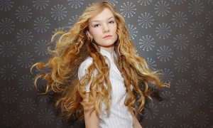 Styles by Joanne: Haircut with Optional Full Highlights at Styles by Joanne (Up to 57% Off)