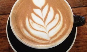 Streetcar Cafe: One Medium-Size Cup of Afternoon Tea at Streetcar Café (40% Off)
