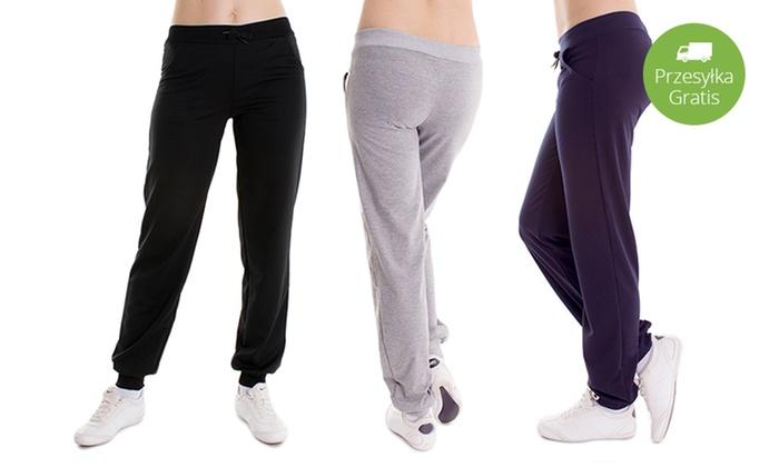0408aeed6c3da5 Spodnie dresowe: duże rozmiary | Groupon