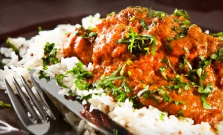 $25 Groupon to Tibet Nepal House with Two Indian Beers - Tibet Nepal House in Pasadena