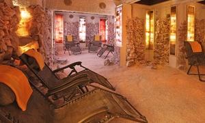 SaltWonder: 45-Minute Salt Cave Session or 20-Minute Salt Nebulization Session for One or Two at SaltWonder (Up to 69% Off)