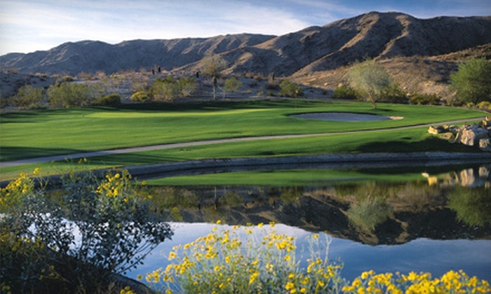 The Duke at Rancho el Dorado - The Duke At Rancho El Dorado: 18-Hole Golf Outing for One, Two, or Four at The Duke at Rancho El Dorado in Maricopa (Up to 72% Off)