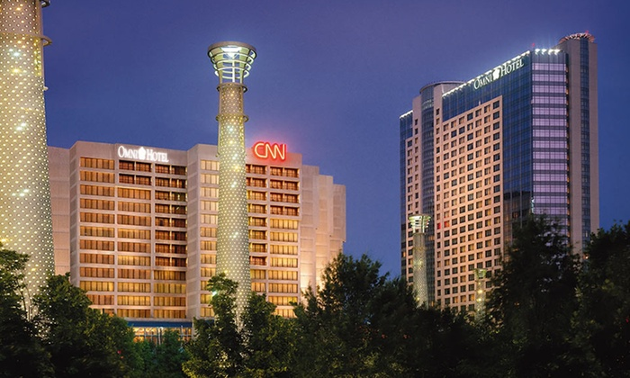 null - Atlanta: Stay at Omni Hotel at CNN Center in Downtown Atlanta, with Dates into December