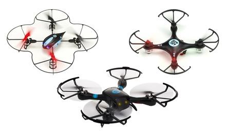 Arcade OrbitCam or Nano Drone
