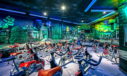 Four-Week Gym Membership for One ($19) or Two People ($29) at MyFitness Club Broadbeach (Up to $187.40 Value)