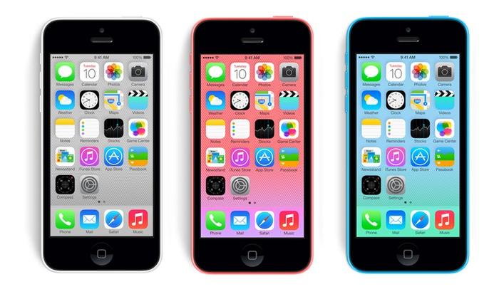 apple iphone 5c 32 go groupon. Black Bedroom Furniture Sets. Home Design Ideas