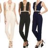 Women's Grecian Jumpsuit