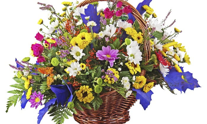 D & K Gift And Flower Shop - Jamestown: $29 for $50 Worth of Gift Baskets — D & K Gift and Flower Shop