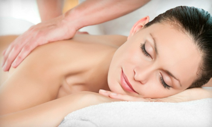 Sorelle Spa Salon - Fisher's Village: 60- or 90-Minute Massage with Cold-Stone Sinus Treatment at Sorelle Spa Salon (Up to 53% Off)