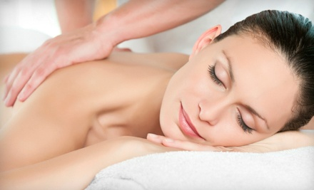 60- or 90-Minute Massage with Cold-Stone Sinus Treatment at Sorelle Spa Salon (Up to 53% Off)