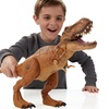Jurassic World Stomp-and-Strike T-Rex Action Figure
