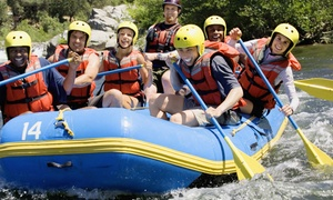 Outdoor Connections: Hiking, Wine-Tasting, Yoga, Rafting, Biking, Ziplining, Kayaking, & More From Outdoor Connections (Up to 51% Off)
