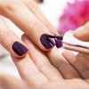 Shellac Manicure and Cuticle Work