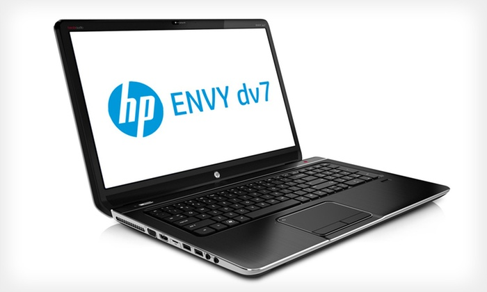 """HP Envy 17.3"""" Notebook: $669.99 for an HP Envy 17.3"""" Notebook (Manufacturer Refurbished) ($874.99 List Price). Free Shipping and Returns."""