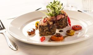Schlossrestaurant Zentgraf: 5-Gänge-Gourmet-Menü inkl. Wein für Zwei oder Vier im Schlossrestaurant Zentgraf