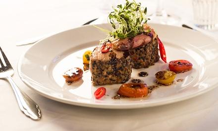 5-Gänge-Gourmet-Menü inkl. Wein für Zwei oder Vier im Schlossrestaurant Zentgraf