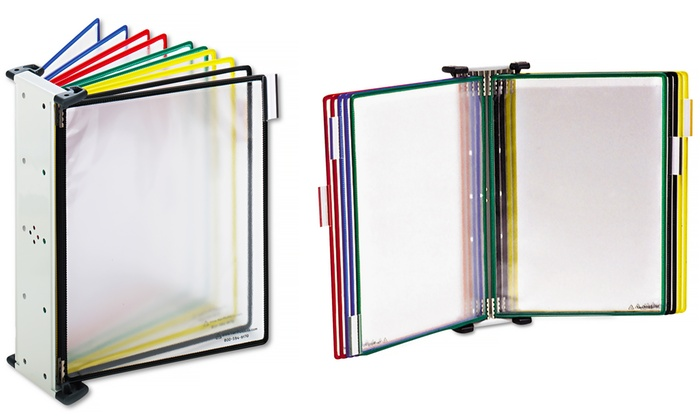 Coastal Auto Group >> Wall-Mounted Reference Binder | Groupon Goods