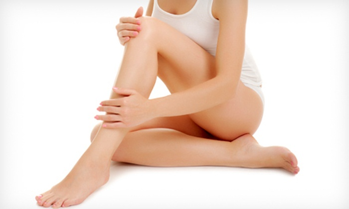 Beauty Bar Laser Clinic - Yonge & Steeles: Laser Hair-Removal Treatments on a Small, Medium, Large, or Extra-Large Area at Beauty Bar Laser Clinic (Up to 92% Off)