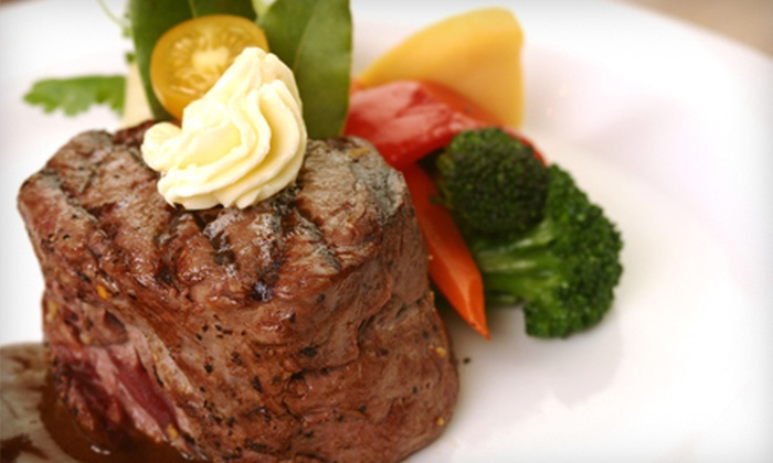 Mercy Wine Bar - Village On The Parkway: Bistro Cuisine for Lunch or Dinner at Mercy Wine Bar (Half Off)